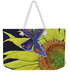 Butterfly Haven Weekender Tote Bag