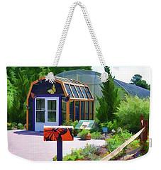 Butterfly House 1 Weekender Tote Bag
