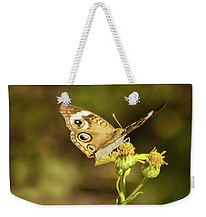 Butterfly In Bokeh Weekender Tote Bag