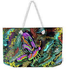 Butterfly Weekender Tote Bag by Jason Nicholas