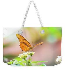 Butterfly - Julie Heliconian Weekender Tote Bag