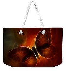 Butterfly Kisses Weekender Tote Bag