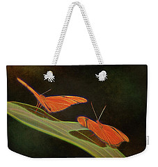 Butterfly Love 1a Weekender Tote Bag