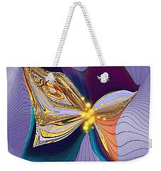 Butterfly Love Weekender Tote Bag