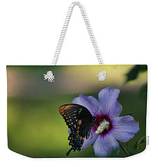 Butterfly Lunch Weekender Tote Bag