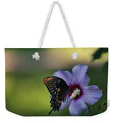 Butterfly Lunch Weekender Tote Bag