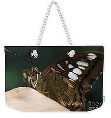 Butterfly Macro Weekender Tote Bag