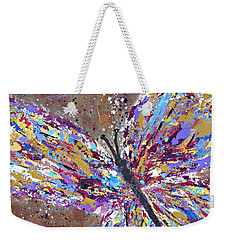 Butterfly Magic Weekender Tote Bag