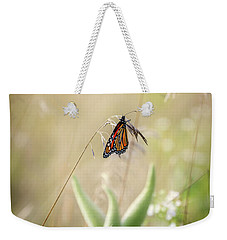 Weekender Tote Bag featuring the photograph Butterfly Paradise by Bill Wakeley