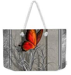Butterfly Pop Weekender Tote Bag