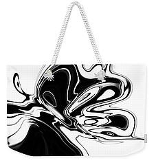 Butterfly Weekender Tote Bag by Rabi Khan