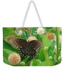Butterfly Spicebush  Weekender Tote Bag