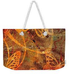 Butterfly Sun Dance Weekender Tote Bag