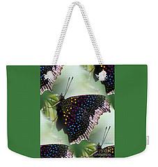 Butterfly Sunbath #2 Weekender Tote Bag