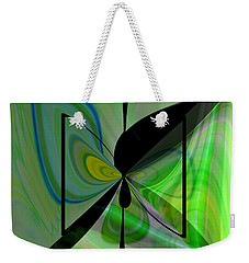 Butterfly Weekender Tote Bag by Thibault Toussaint