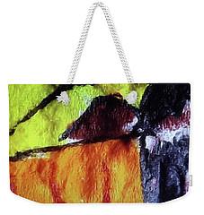 Butterfly Wing Weekender Tote Bag