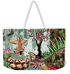 Butterfly World Weekender Tote Bag