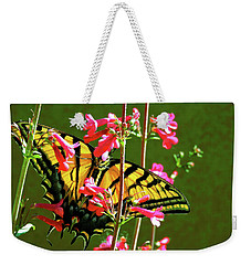 Butterfly's Dream Weekender Tote Bag