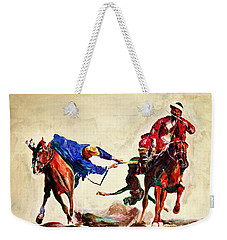 Buzkashi, A Power Game Weekender Tote Bag