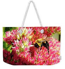 Buzy Bee Weekender Tote Bag