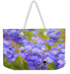 Buzzing Around Weekender Tote Bag