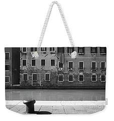 Bw Venice I Weekender Tote Bag by Yuri Santin