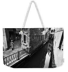 Bw Venice II Weekender Tote Bag by Yuri Santin