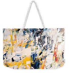 Bwf 3 W/ Y Weekender Tote Bag