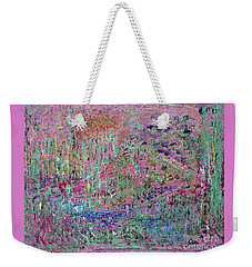 By The Bayou Weekender Tote Bag