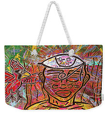 By The Bodhi Tree Weekender Tote Bag