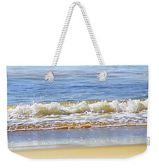By The Coral Sea Weekender Tote Bag by Holly Kempe