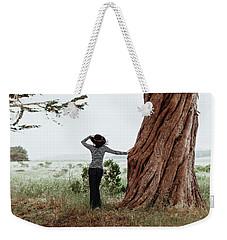 By The Cypress Weekender Tote Bag