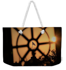 Weekender Tote Bag featuring the photograph By The Dawns Early Light by John Glass
