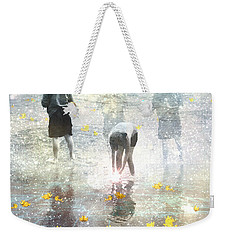 By The Light Of The Magical Moon Weekender Tote Bag