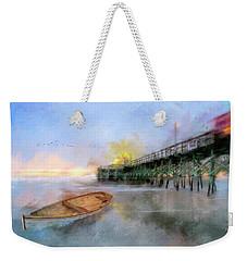 By The Pier Weekender Tote Bag