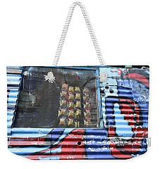 By The Shop Weekender Tote Bag