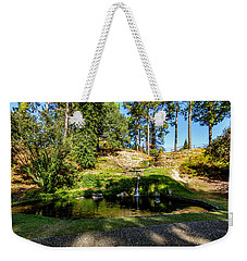By The Water Weekender Tote Bag by Ken Frischkorn