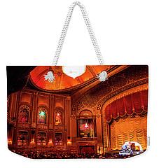 Byrd Theatre Organist II Weekender Tote Bag