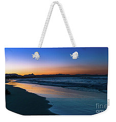 Byron Bay After The Sun Sets Weekender Tote Bag