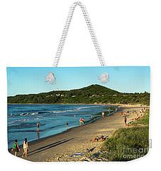 Byron Bay Main Beach Weekender Tote Bag