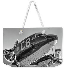 C-47 - 2017 Christopher Buff, Www.aviationbuff.com Weekender Tote Bag