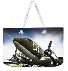 C-47d Skytrain Weekender Tote Bag