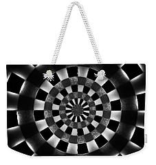 Weekender Tote Bag featuring the digital art C Major  by Danica Radman