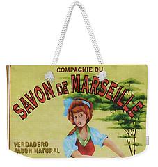 C Soap B Weekender Tote Bag
