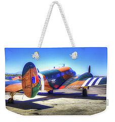 C45 Expeditor Weekender Tote Bag
