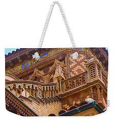 Ca' D'zan Detail Weekender Tote Bag
