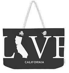 Ca Love Weekender Tote Bag