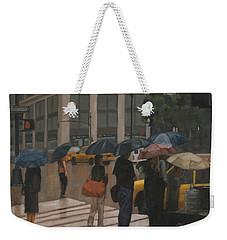 Cab Line Weekender Tote Bag