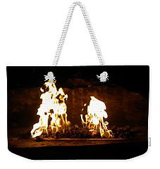 Cabana Fire  Weekender Tote Bag