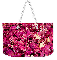 Cabbage 639 Weekender Tote Bag